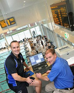 Swimming gala comes to haven point south tyneside council for Chester le street swimming pool
