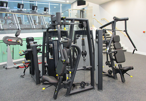 Haven Point - gym
