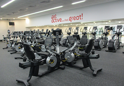 Haven Point - gym2
