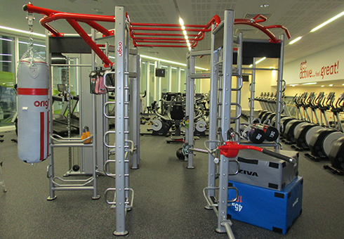 Haven Point - gym3
