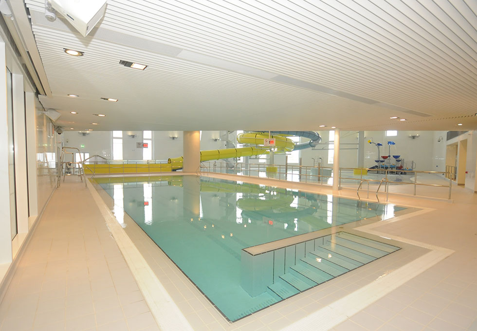 Haven Point - teaching pool