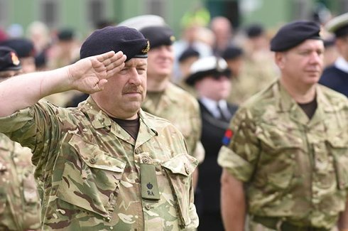 Armed forces picture gallery
