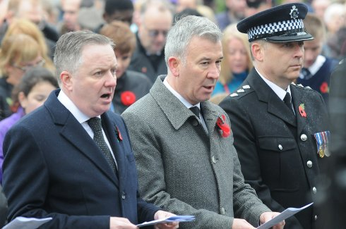 South Shields Remembrance sunday (8)