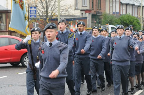 South Shields Remembrance sunday (25)