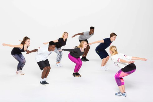 Les Mills 'Born to Move'