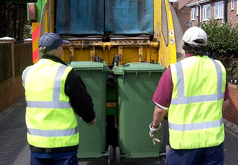 Check your green bin collection dates