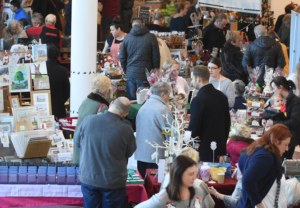 Christmas Fair at Haven Point 3