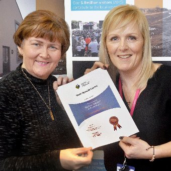 Bronze achievement for South Tyneside Council