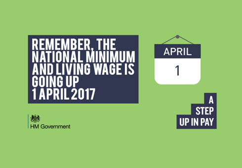 National Living and Minimum Wage