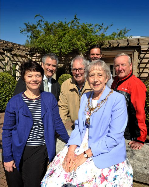 Mayoress Launches Jarrow Festival