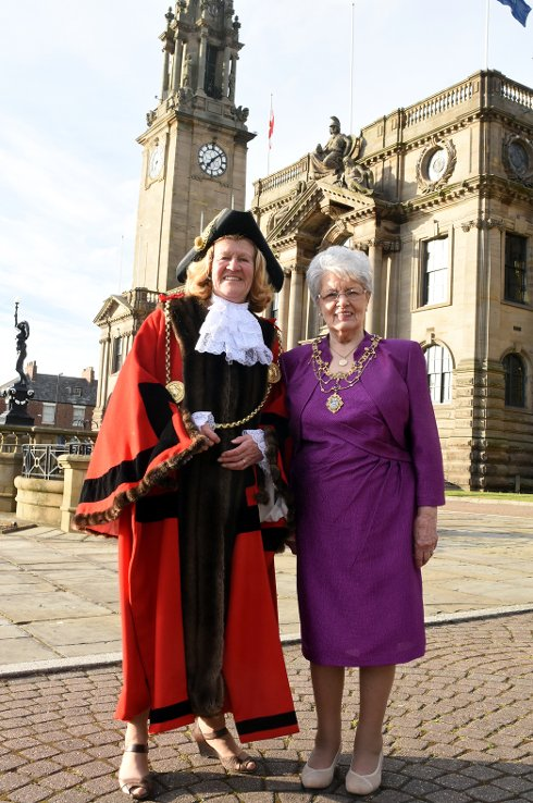 South Tyneside Welcomes New Mayor