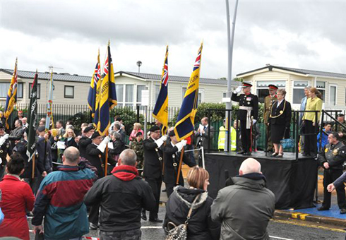 Celebrate Armed Forces Day - Sunday 18 June
