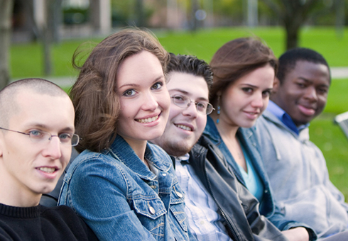 Young people in South Tyneside