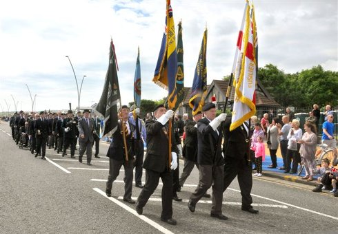 Armed Forces Day Parade & Fun Day