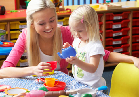 Free childcare for 3 and 4 year olds