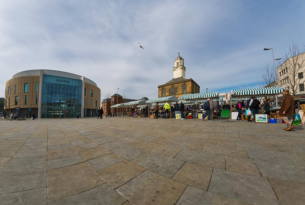 South Shields Market Place 2