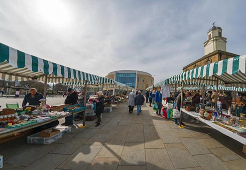 South Shields Outdoor Christmas Market