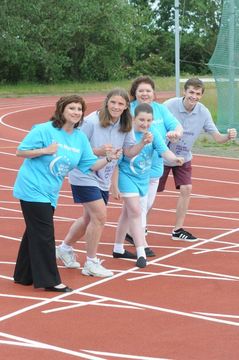Relay for Life on Track at Monkton Stadium