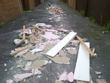 Appeal to Help Catch Flytippers