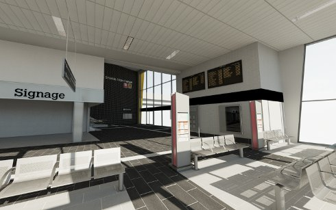 All systems go for transport interchange