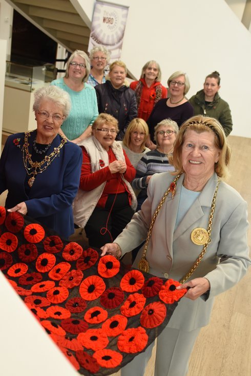 Community Group's Tribute to Fallen Heroes