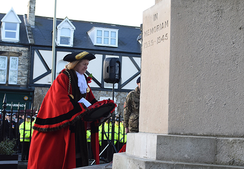 Remembrance Sunday 2017 South Shields (6)