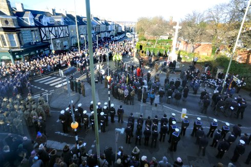 South Tyneside Remembers the Fallen