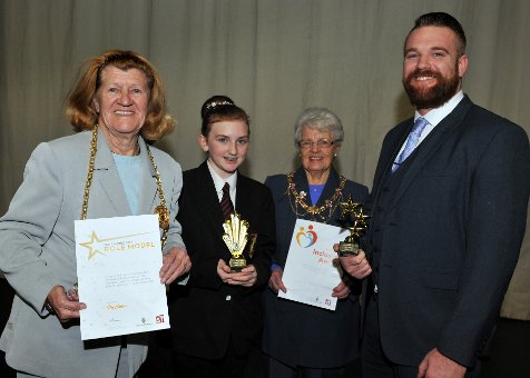 Awards for Anti-Bullying Champions