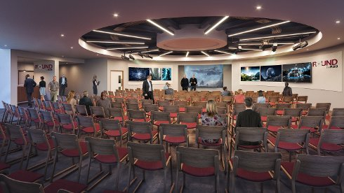 New Event Space to 'round' off Award-Winning Venue