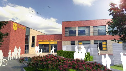 Plans for new School Revealed