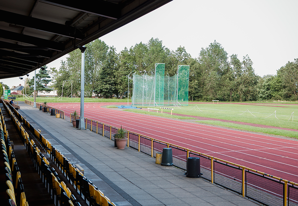 Monkton Stadium 3