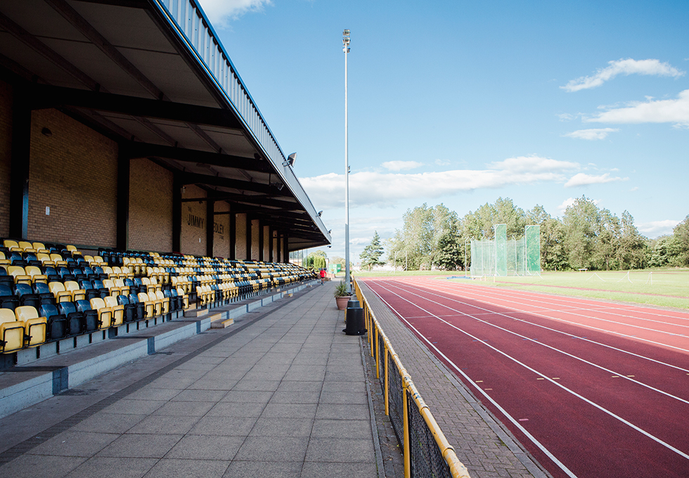 Monkton Stadium 5