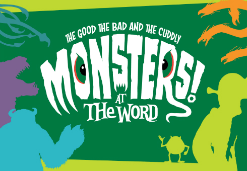 Monsters! The Good, The Bad and The Cuddly