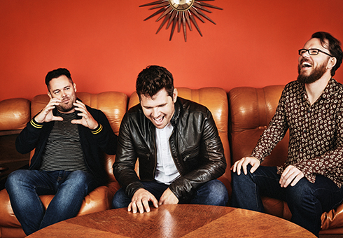 Scouting For Girls plus Roachford and The Fizz - Sunday 22 July