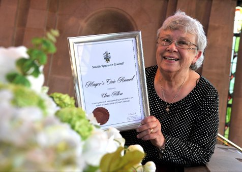 Mayor's Civic Award Celebrates Community Campaigner