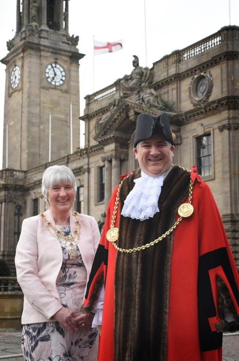 New Mayor for South Tyneside