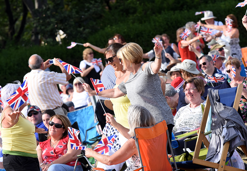 Proms in the Park 3