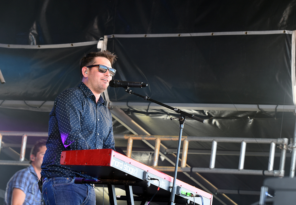Scouting For Girls - Sunday Concert, 22 July