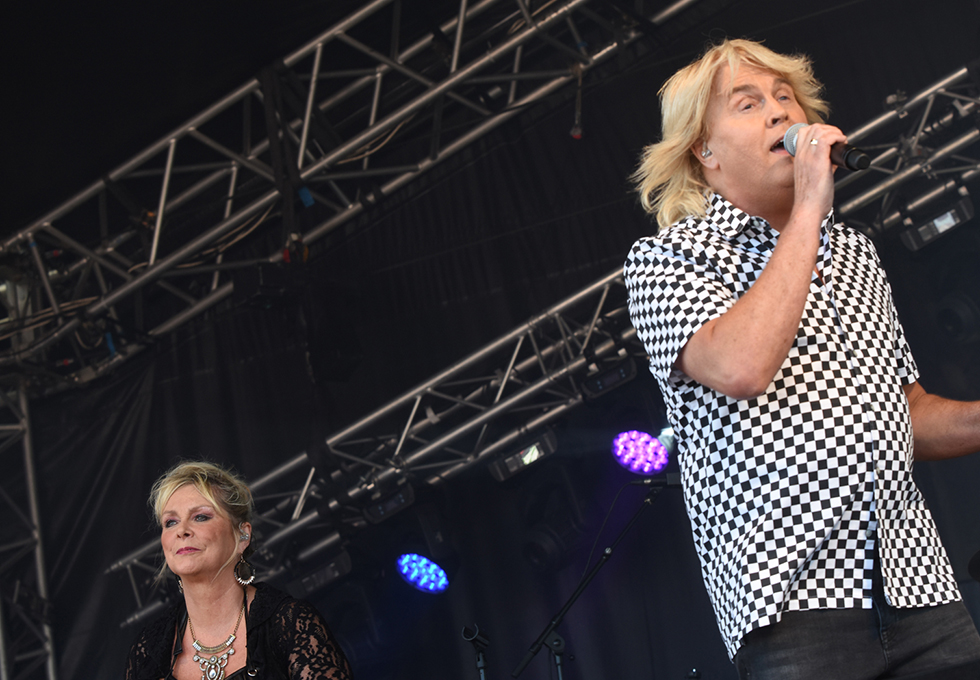 The Fizz - Sunday Concert, 22 July