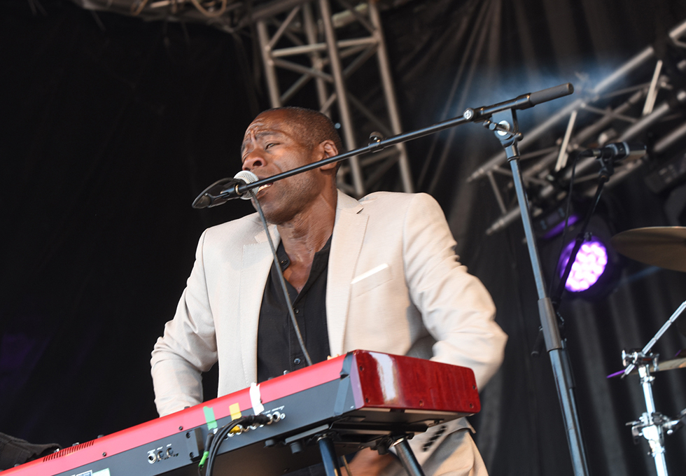 Roachford - Sunday Concert, 22 July