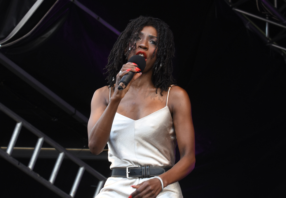 Heather Small - Sunday Concert, 29 July