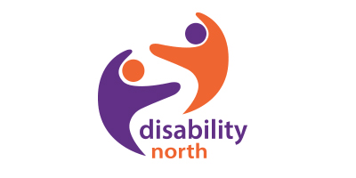 Disability North logo