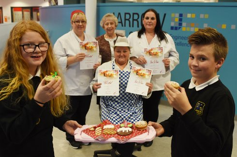 Awards for festive fare
