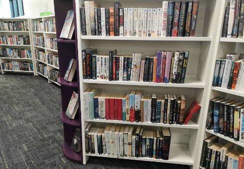 Jarrow Focus Library 2
