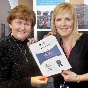 Council Scoops Silver award
