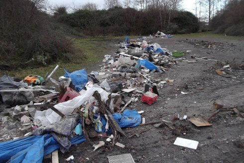 Appeal to Catch Fly-Tippers