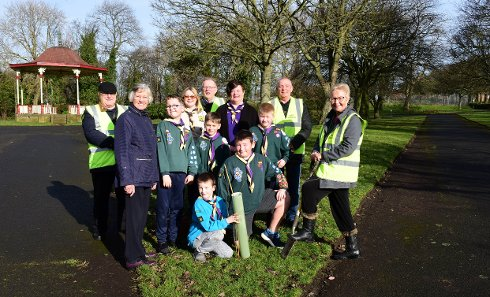 New Trees to take Root at South Tyneside Park
