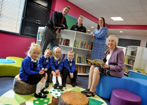 New School for South Tyneside Pupils