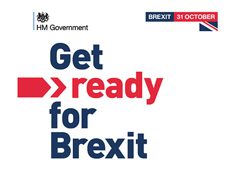 Get ready for Brexit - 31 October 2019