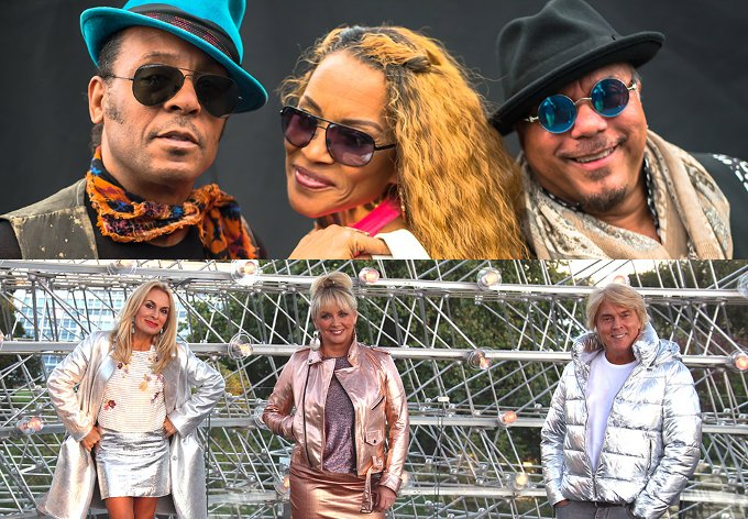 Shalamar and The Fizz - Sunday 26 July